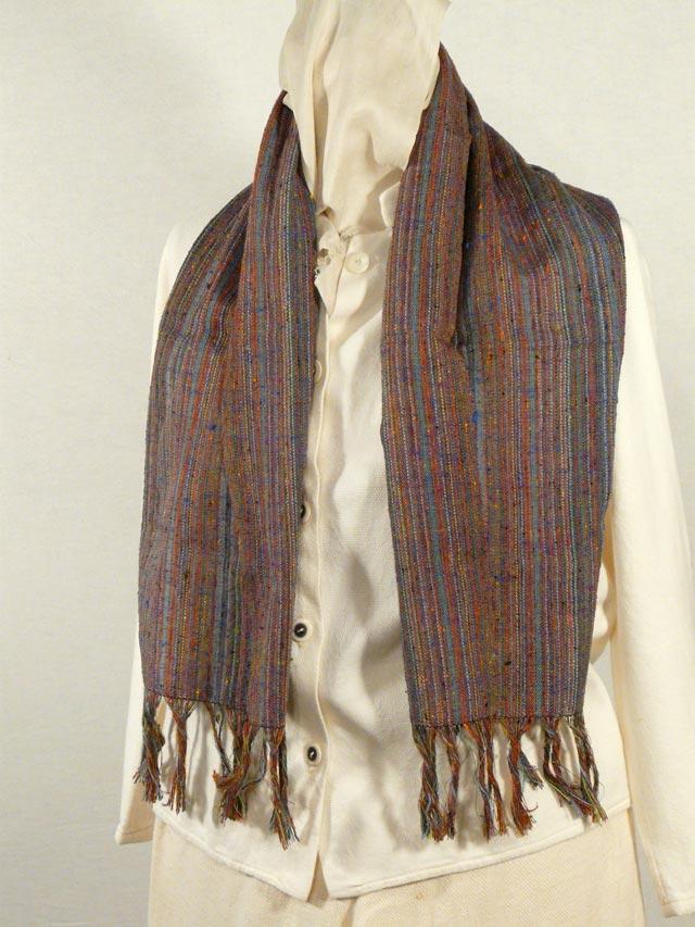 8a3a7296f1 Echarpes / étoles laine et soie | Atelier du Marron