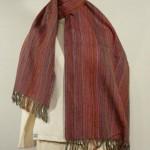 Etole laine et soie pourpre