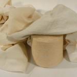 Tissu bio tissé à la main